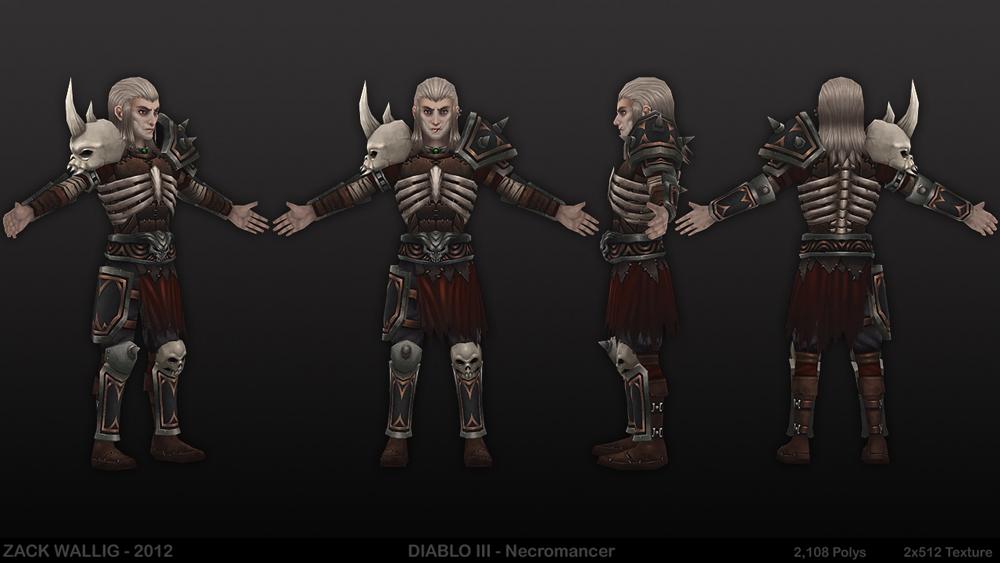 Diablo  Necromance Builds